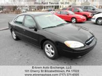 For Sale 2003 Ford Taurus, One owner! 4/16 PA