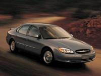 28/20 Highway/City MPG  Ford 2003 SE Gray  Options: