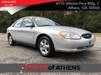 Check out this 2003 Ford Taurus SE Standard. Its