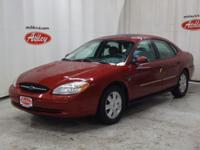 Options Included: N/AWell maintained Ford Taurus SEL