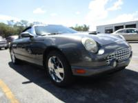Come see this 2003 Ford Thunderbird . Its Automatic