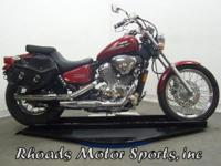 2003 Honda VT600CD3 Shadow with 575 Far! This is an