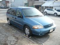 For sale is a 2003 Ford Windstar with electric