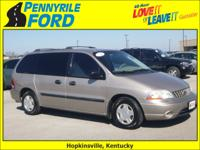 Exterior Color: beige, Body: Minivan, Engine: 3.8L V6