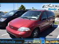 Snatch a bargain on this 2003 Ford Windstar Wagon LX
