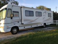 2003 Forrest River Georgetown 346, 47540 miles, Length: