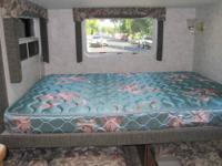 2003 Forest River Wildwood Trailer(Model 180RS).It's a