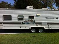 2003 Forest River Wildwood LE Travel Trailer This 27