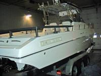 Contact the owner Greg @ . Title: FOUNTAIN 32' SPORT