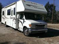 2003 Four Winds Chateau M-31Z E45 Class C. 2003 Four