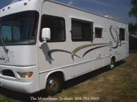 Model 30Q. Here is a great Class A coach in a