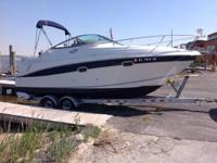 For Sale, 2003 Four Winns 248 Vista (overall length is