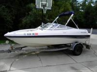 2003 Four Winns Freedom 170 Please call owner David at