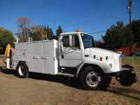 Service / Utility Trucks Mechanic Trucks 6155 PSN .