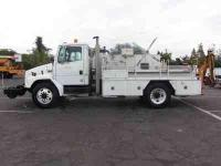 Service/ Utility Trucks Mechanic Trucks. one owner