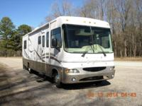 THIS IS A 2003 FOREST RIVER GEORGETOWN 325S 32FT. CLASS