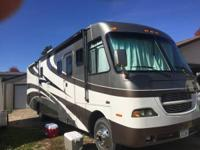 This is a great Motorhome that is very clean and well