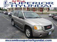 Safe and reliable, this Used 2003 GMC Envoy SLE lets