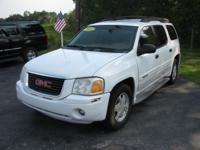 Options Included: N/AThis 2003 Envoy has the 3rd seat