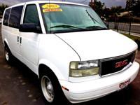 dealer stock # K0011T Real Nice 2003 GMC Safari
