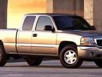 2003 GMC Sierra 1500    Located on the banks of the