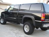 Vehicle:2003 GMC Sierra 1500 Extended Cab 4WD 5.3L