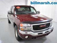 Sierra 1500 SLT, 4WD, Dark Toreador Red Metallic,