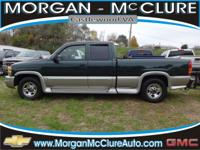 Exterior Color: green, Body: Extended Cab Pickup 4X4,