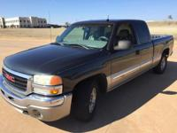 We are excited to offer this 2003 GMC Sierra 1500. This