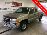 Options:  2003 Gmc Sierra 2500 Base|A Little Rusty But