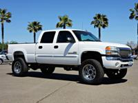 Off-Road Rims and Tires, Duramax 6.6L V8 Turbodiesel,