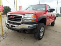 Options:  2003 Gmc Sierra 2500Hd|Red|None|166|967