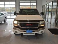 Options:  2003 Gmc Sierra 3500 White|Here At The