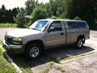 For sale is this 2003 GMC Sierra 1500 with 78,000
