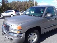 2003 gmc sierra in fantastic shape spick-and-span and