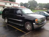 Has sunroof, leather, DVD player, very dependable,