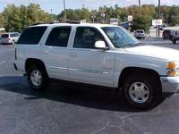 Options Included: N/AGreat driving Yukon SLT. 2 wd, 7