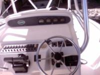Type: Center console Engine type: Twin outboard Use: