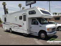 2003 Gulf Stream 30' Class C Motorhome, with a huge