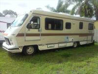 RV has Low miles, 6.8L V-10 all in great condition,