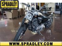 2003 HARLEY CUSTOM SPORTSTER Our Location is: Spradley