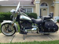 2003 Harley Davidson Softail Heritage Springer 100th