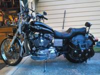 2003 Harley Davidson 1200XL Custom Sportster,100