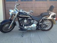 I am offering my 2003 100th Anniversary FATBOY. Fully