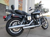 You are checking out a 2003 Harley-Davidson Dyna 100th