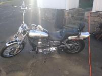 I have a 2003 Harley Dyna Wide Glide. It is a 100th
