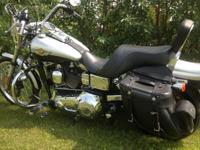 2003 Harley Davidson Dyna Wide Glide, 11723 miles,