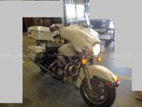 2003 Harley-Davidson Electra Glide FLHTPI Motorcycle