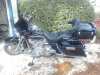 2003 Harley Davidson Electra Glide Touring Here is your