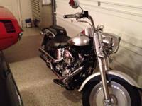 2003 Harley Davidson Fatboy 100th Anniversary